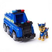 Mancs őrjárat észvesztő mentés - Chase és járőrkocsija