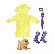 Barbie Chelsea ruha szettek - Esőkabát