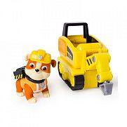 Mancs őrjárat észvesztő mentés mini járművek - Rubble