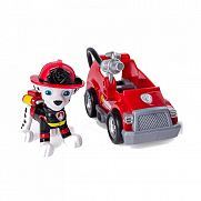 Mancs őrjárat észvesztő mentés mini járművek - Marshall