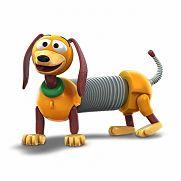 Toy Story 4 alap figurák - Slinky kutya