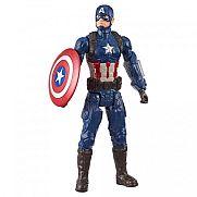 Bosszúállók Titán Hősök - Amerika kapitány figura