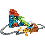 Thomas Track Master Barlangomlás pályaszett