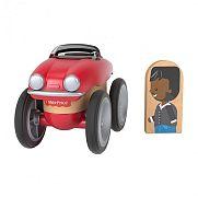 Fisher-Price Wonder Makers járművek - Piros autó