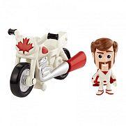 Toy Story 4 minifigurák járművel - Duke Caboom