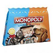 Monopoly Kutyák vs Macskák