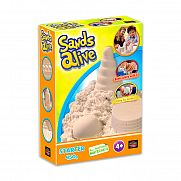 Sands Alive modellező homok - Kezdő szett