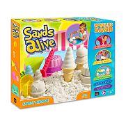 Sands Alive modellező homok - Cukrász szett