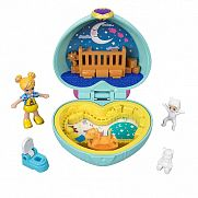 Polly Pocket picuri szett - Polly babaszobája
