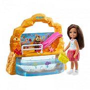 Barbie Chelsea akvárium szett