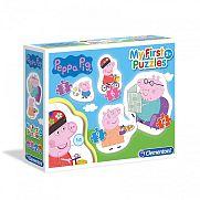 Clementoni bébi puzzle - Peppa malac