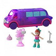 Polly Pocket átalakítható járművek - Parti limuzin