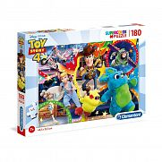 Clementoni supercolor puzzle 180 db - Toy Story 4.
