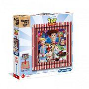 Clementoni puzzle képkerettel 60 db - Toy Story 4.