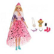 Barbie Princess Adventure Deluxe Hercegnő - Barbie