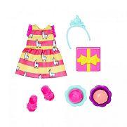 Barbie Chelsea ruha szettek - Lámás ruha