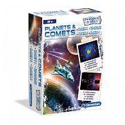 Clementoni tudomány és játék - Bolygók és üstökösök készlet