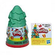 Play-Doh karácsonyi gyurma - fenyőfa
