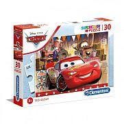 Clementoni supercolor puzzle 30 db - Verdák