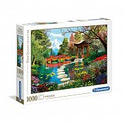 Clementoni High Quality Collection puzzle 1000 db - Japán kert