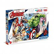 Clementoni supercolor puzzle 180 db - Bosszúállók