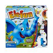 Elefun - Lepkefújó elefánt ügyességi társasjáték