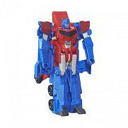 TRA RID Transformers Egy mozdulat figura - Optimus