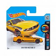 Hot Wheels Mild to Wild - 2010 Ford Mustang GT