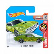Hot Wheels Flames - '69 Mercury Cyclone