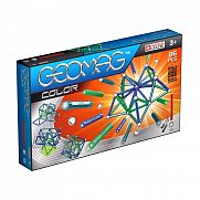 Geomag mágneses építő - Color 86 db