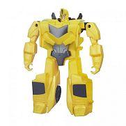 TRA RID Transformers Egy mozdulat figura - Űrdongó