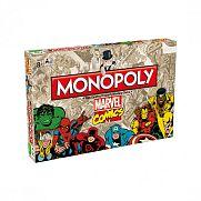 Monopoly Marvel Comics - angol nyelvű
