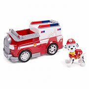 Mancs őrjárat járművek - Marshall és mentő járgánya