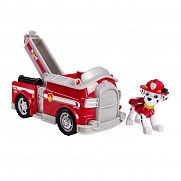 Mancs őrjárat járművek - Marshall és tűzoltóaútója