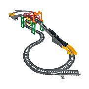 Thomas Track Master Deluxe sínépítő pálya- Tidmouth híd