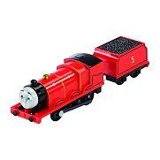 Thomas Track Master motorizált mozdonyok - James