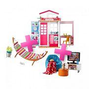 Barbie ház csomag