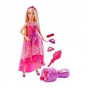 Dreamtopia Végtelen csodahaj Barbie