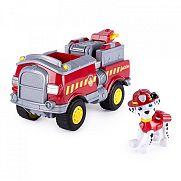 Mancs őrjárat járművek - Marshall és erdei tűzoltóautója