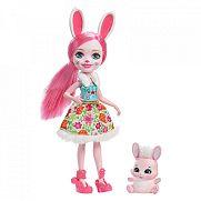 Enchantimals baba állatkával - Bree Bunny és Twist