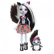 Enchantimals baba állatkával - Sage Skunk és Caper