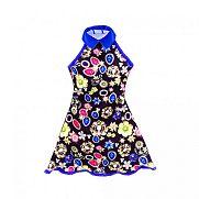 Barbie ruhák - Lila ékköves