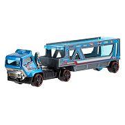 Hot Wheels kisautó szállító kamion - Highway blast