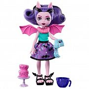 Monster High Draculaura családja - Fangelica baba