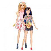 Barbie és húga testvér szett - Barbie és Skipper