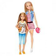 Barbie és húga testvér szett - Barbie és Stacie