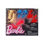 Barbie kiegészítők - cipő szett molett és magas babákra