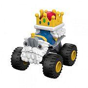 Láng és a szuperverdák mini járgányok - Király verda