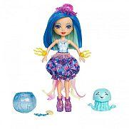 Enchantimals baba vízi állatkával - Jessa Jellyfish és Marisa