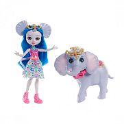 Enchantimals baba nagy állatkával - Ekaterina Elephant és Antic